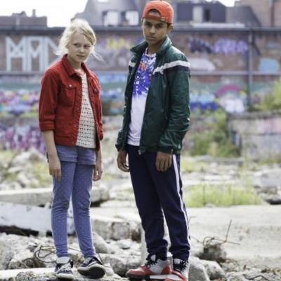 Kinderen in Brussel