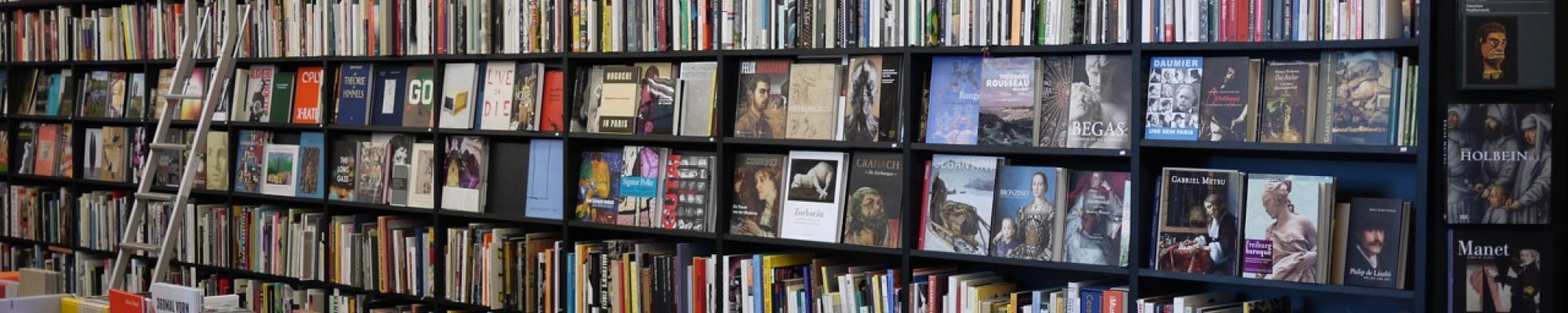 Kunstboekhandels