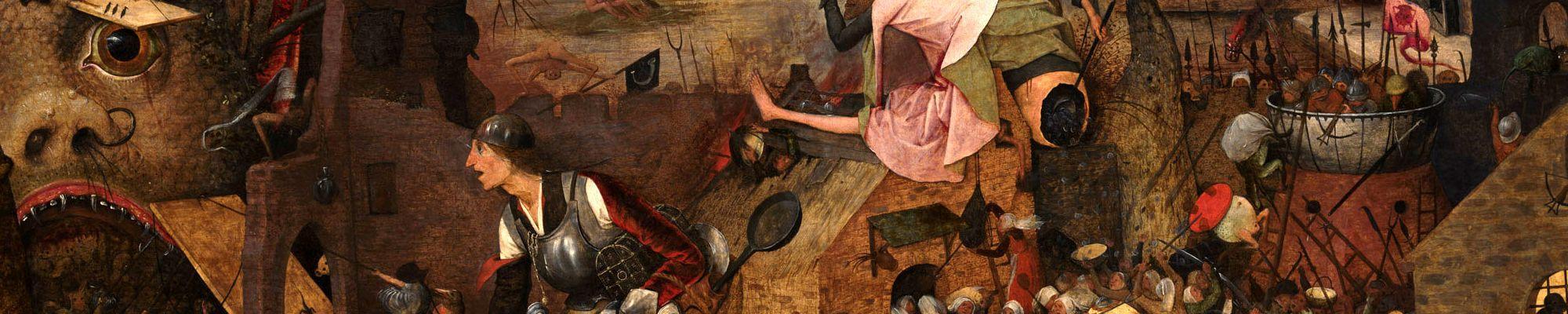In het kielzog van Bruegel