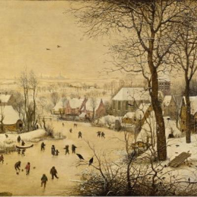 Bruniek verrast met Bruegel
