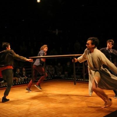 Brussel uitstap kinderen gezin familie circus voorstelling