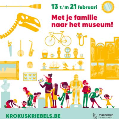 Brussel uitstap kinderen gezin familie museum musea tentoonstelling vakantie krokuskriebels