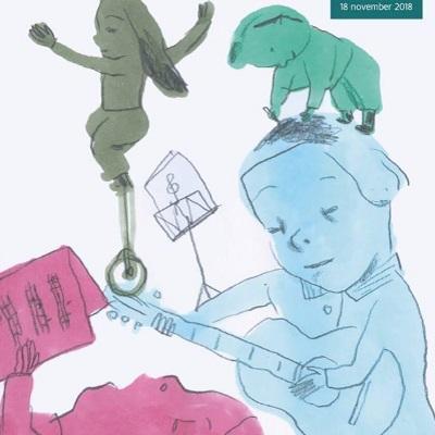 Brussel uitstap kinderen gezin familie tips kunst kunstendag museum workshop voorstelling animatie zondag november