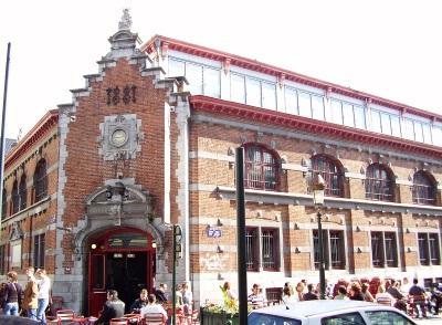 Boekhandel Sint-Gorikshallen