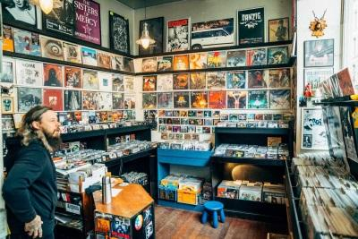 Elektrocution Record Shop