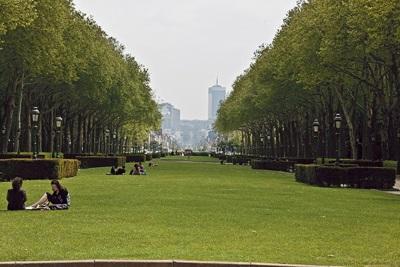 Koekelberg: Het Elisabethpark