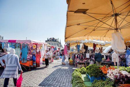 Markten in Brussel / Bockstaelplein - foto Sien Verstraeten (c) Muntpunt