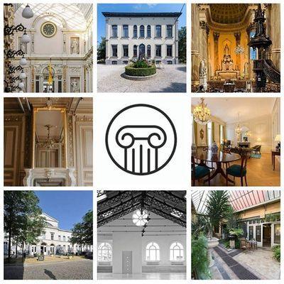 Brussels Biennale Neoclassic