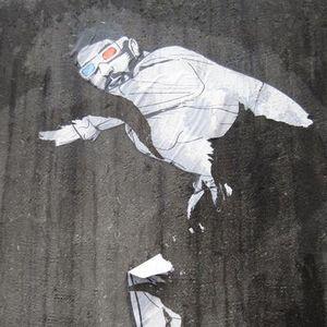Street Art - foto (c) Brukselbinnenstebuiten