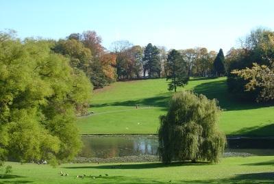 Sint-Pieters-Woluwe: Het Woluwepark