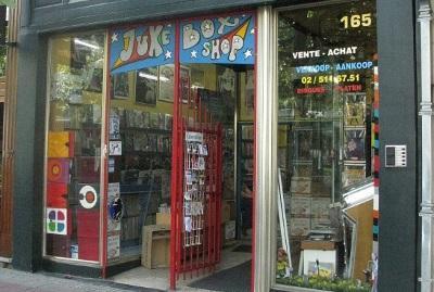 Juke Box Shop