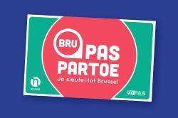 Paspartoe Brussel cultuur vrijetijd pas voordelen