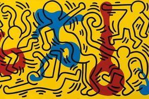 Keith Haring: retrospectieve