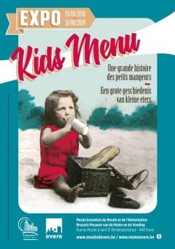 Kids Menu. Een grote geschiedenis van kleine eters