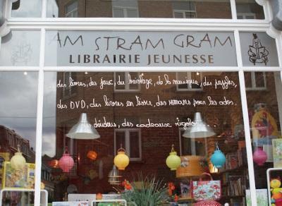 Librairie Am Stram Gram