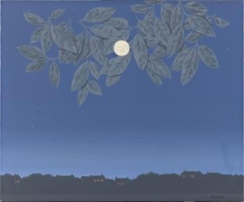 Magritte, Broodthaers en de hedendaagse kunst
