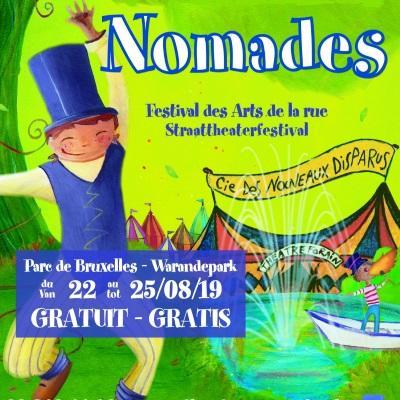 Brussel uitstap kinderen gezin tips park buiten theater straattheater festival zomervakantie