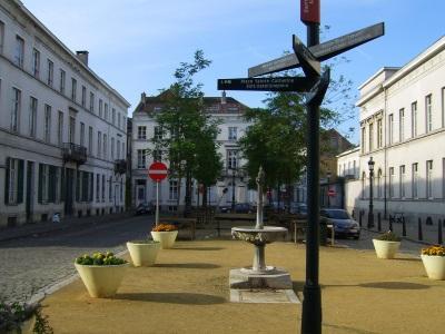 Pleintje Grootgodshuisstraat