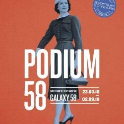 Podium 58