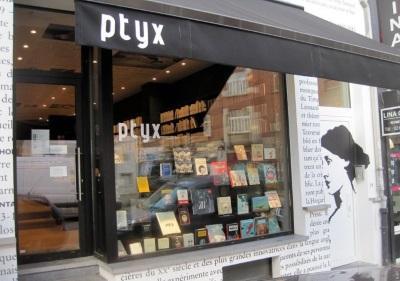 Librairie Ptyx