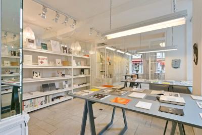 Saint-Martin Bookshop