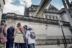 Paspartoe omruilvoordeel Brussels Platform Armoede gift uitstap