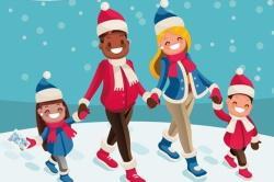 Brussel wandelen kinderen creatief knutselen kerstvakantie sport